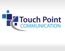 #169 for Design a Logo for Touch Point Communication af pupster321