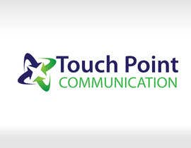 #172 for Design a Logo for Touch Point Communication af pupster321