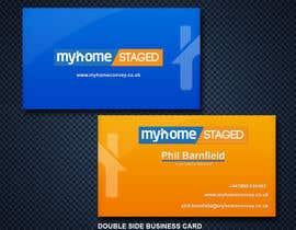 #54 para Business Card Design for Real Estate Lawyer with revision of logo. por pcmedialab