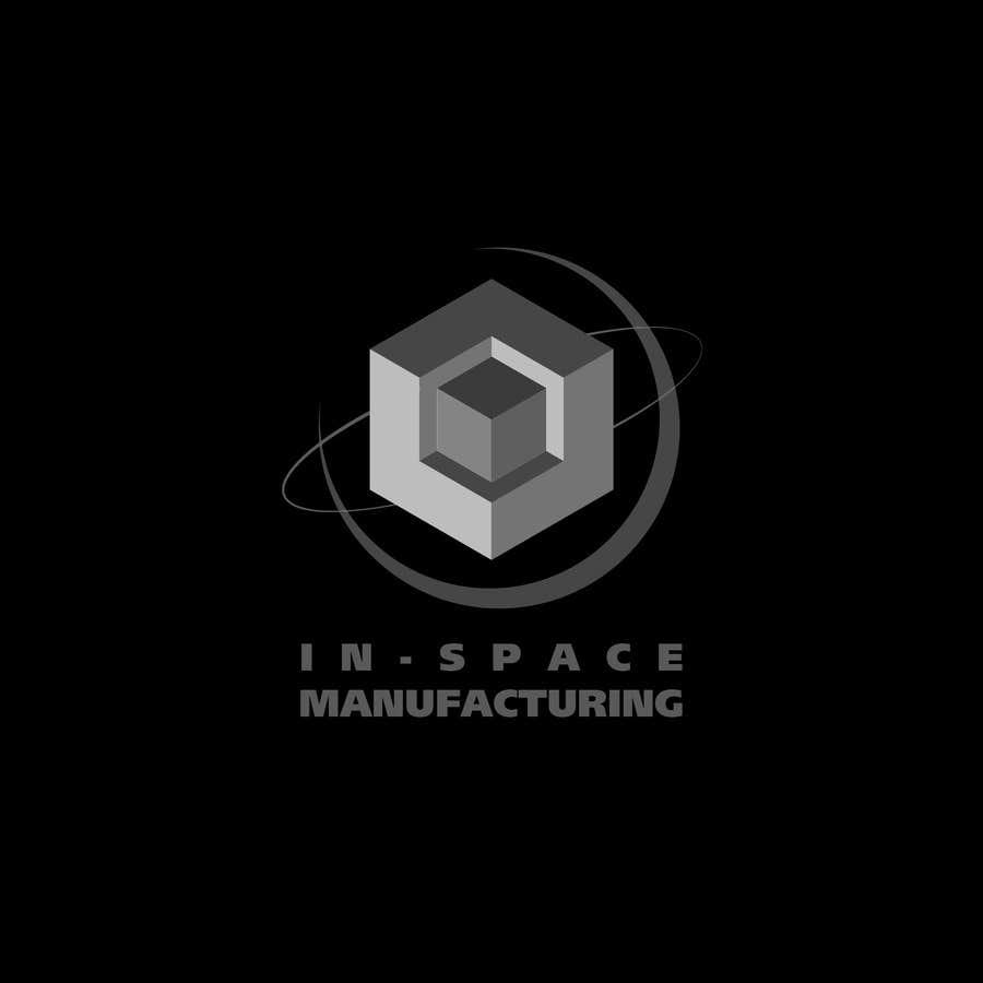#46 for NASA In-Space Manufacturing Logo Challenge by bilelnajjar