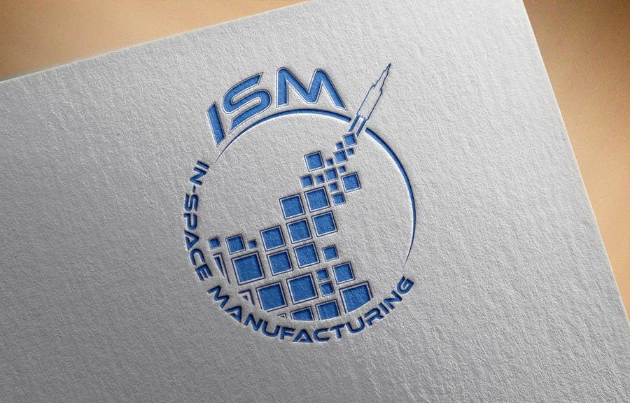 #1082 for NASA In-Space Manufacturing Logo Challenge by KillerPom
