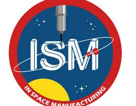 #1109 for NASA In-Space Manufacturing Logo Challenge by JulsUp