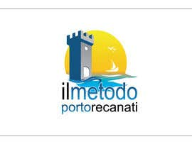 #36 para Logo for Ilmetodoportorecanati por zagol1234