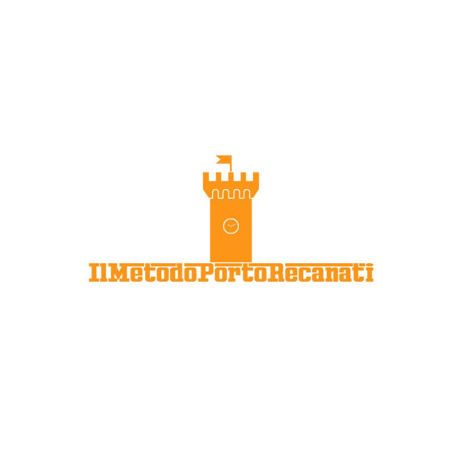 #37 for Logo for Ilmetodoportorecanati by mix717