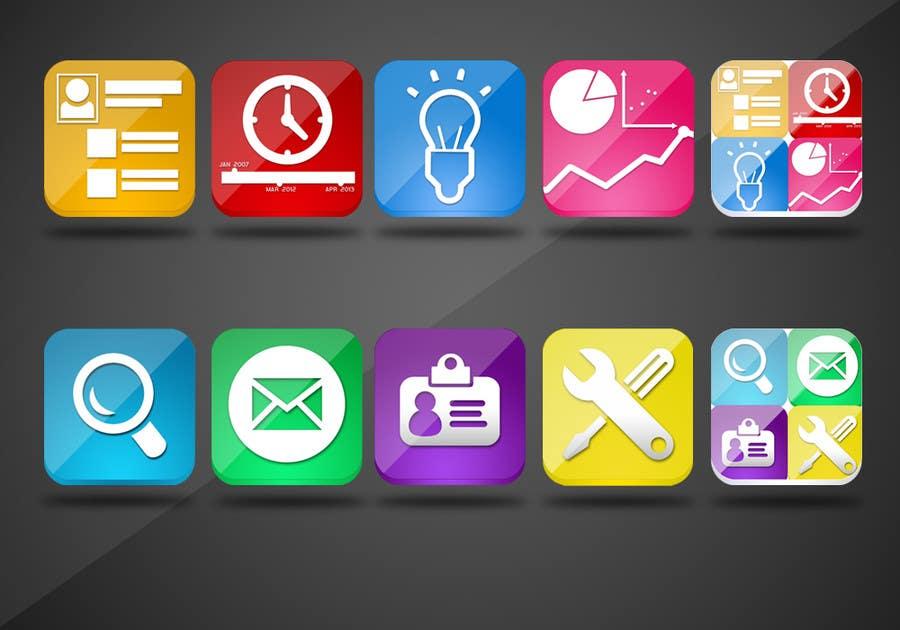 Inscrição nº                                         4                                      do Concurso para                                         Create a logo for mobile App