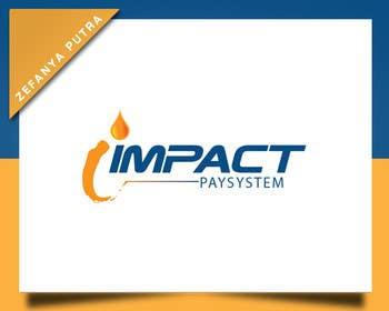 #56 for Design a Logo for Impact Petroleum Services by zefanyaputra