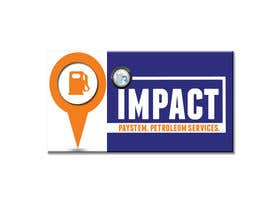#99 for Design a Logo for Impact Petroleum Services af simplejom