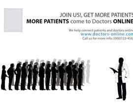 #21 for Ad to attract doctors to have presence in internet af muhammadirman