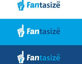 #103 for Design a Simple Logo for Fantasize.TV! af pkapil