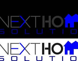 #16 for Design a Logo for Next Home Solution by dominion66
