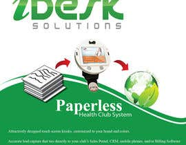 #16 untuk Advertisement Design for iDesk Solutions oleh rivera919