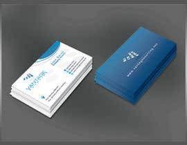 #52 for Business Card with Existing logo af kreativedhir