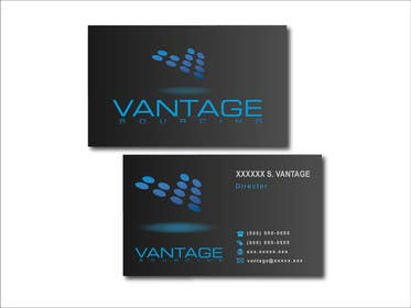 #33 for Business Card with Existing logo by Kkeroll