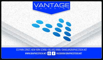#38 for Business Card with Existing logo by GabrielGACHI