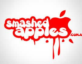 #20 para Design a Logo for smashedapples.com.au por kingryanrobles22