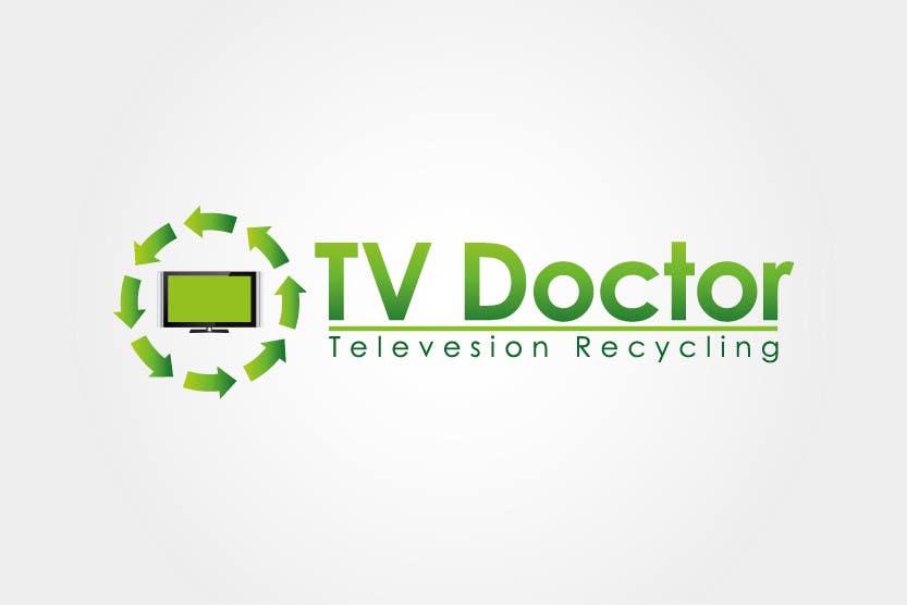 Penyertaan Peraduan #109 untuk Design a Logo for tv doctor recycling