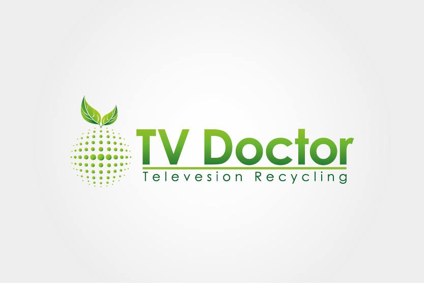 Proposition n°110 du concours Design a Logo for tv doctor recycling
