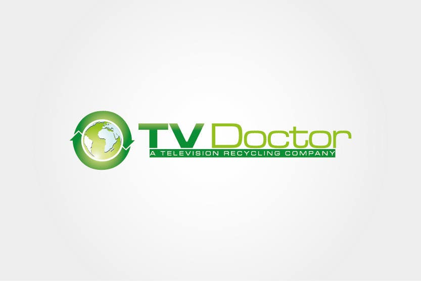 #132 for Design a Logo for tv doctor recycling by Arts360