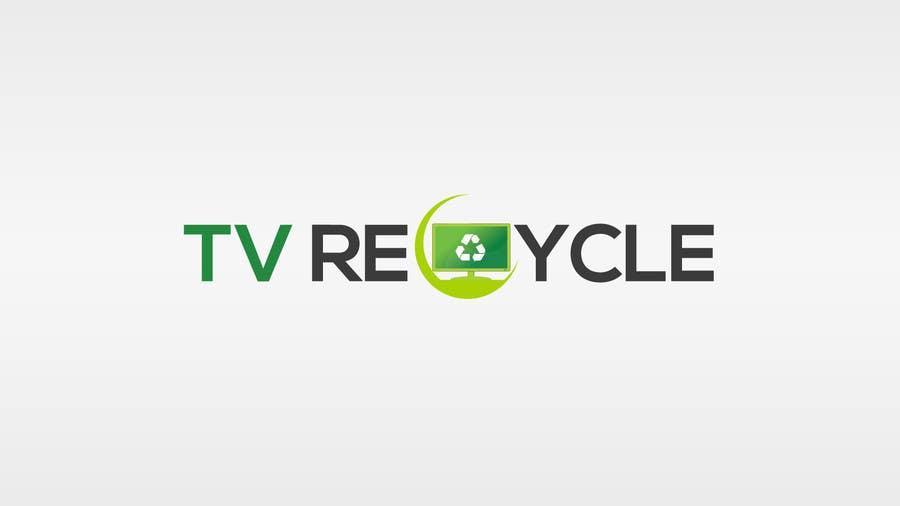 Penyertaan Peraduan #101 untuk Design a Logo for tv doctor recycling