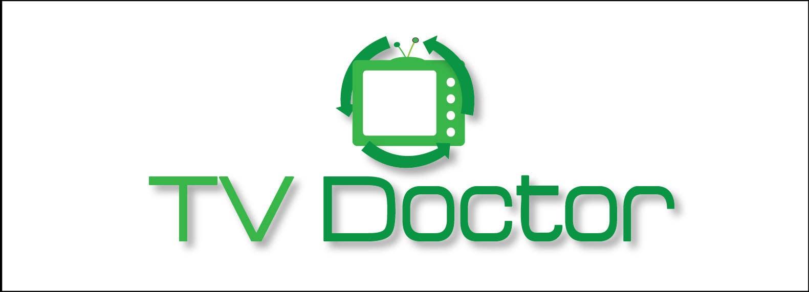 Penyertaan Peraduan #27 untuk Design a Logo for tv doctor recycling