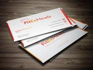 Graphic Design Contest Entry #103 for Design a Business Card for FitEx Meals