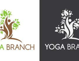nº 47 pour Design a Logo for new YOGA studio in Canada par ccet26