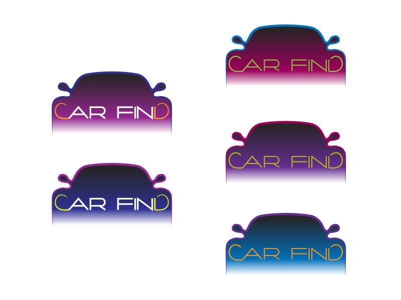 Proposition n°61 du concours Design a Logo for a car search website