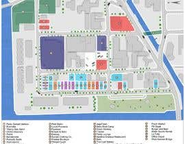 #12 for Design a map of local shops and building types by salamonzsolt
