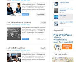 dragnoir tarafından Website Design for freelance shop için no 126