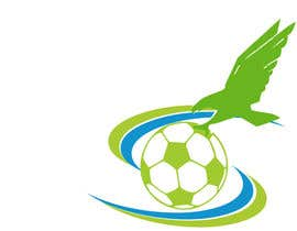 #18 para Logo designe about football and its outcoming power of walls and barriers por safaaalatabbi88
