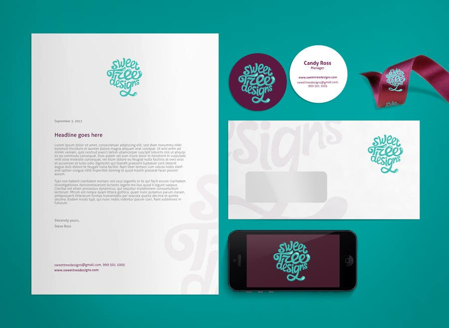 #156 for Design a Logo for a Boutique Candy Company by tasbo