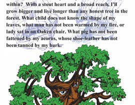 #16 for Adding colour to The Steadfast Oak by AKWebFX