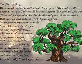 #19 for Adding colour to The Steadfast Oak by AKWebFX