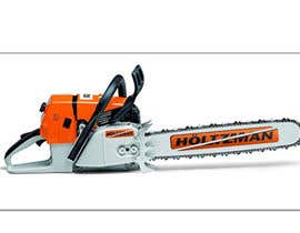 #47 untuk Design a Logo for Powertool Brand (Chainsaw, Garden Tool, Generator) oleh khaledboukhris