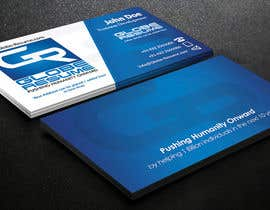 #60 untuk Design Awesome Business Cards for Globe Resume oleh creationz2011