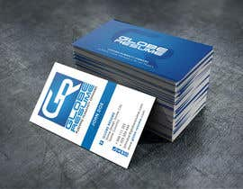 #48 for Design Awesome Business Cards for Globe Resume by sashadesigns