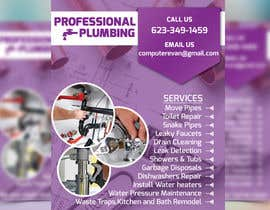 #8 for Flyer Design for Plumbing by iftirahman