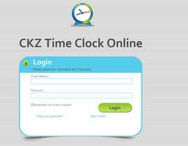 codeunderground tarafından Create mobile version of CKZ Time Clock Online için no 2