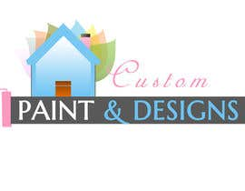 #38 for Design a Logo for Paint & Design Company af VEEGRAPHICS