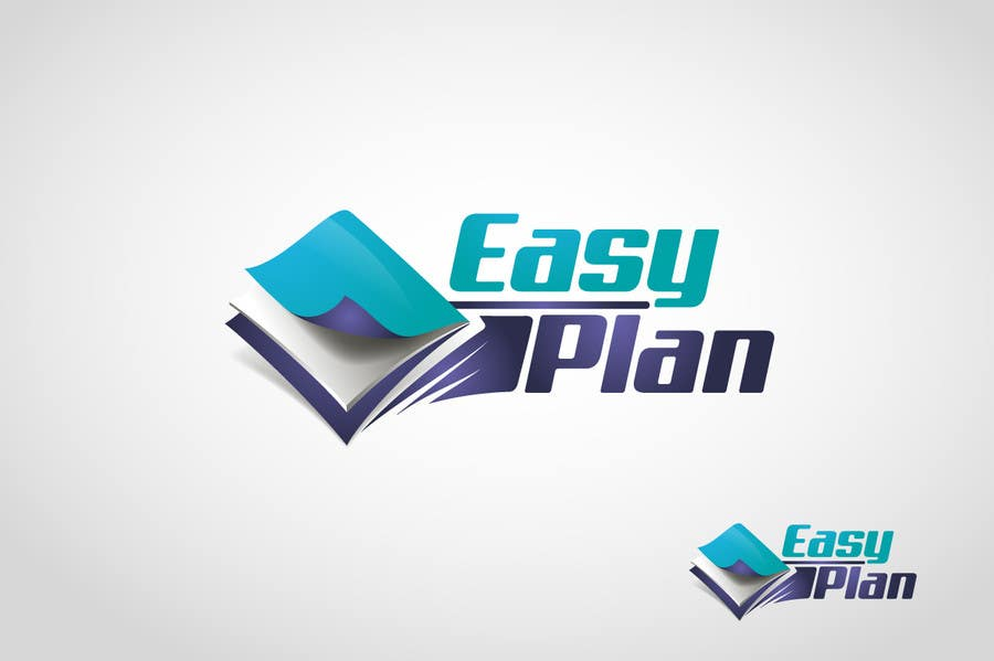 #243 for Design a Logo for EasyPlan - a digital workbook on the go by mdimitris