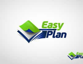 #355 para Design a Logo for EasyPlan - a digital workbook on the go por mdimitris