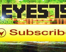 #20 para Design a Banner for a Youtube Channel por OnpointJamie