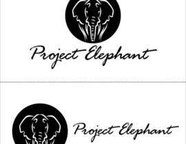 #223 for Design a Logo for Project Elephant by amcgabeykoon
