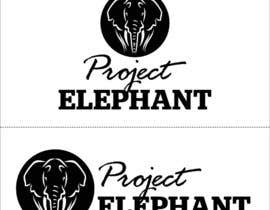 #310 for Design a Logo for Project Elephant by amcgabeykoon