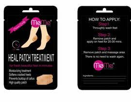 #27 for Create Print and Packaging Designs for heel patch af Dax79