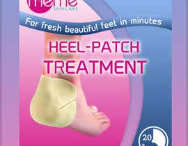 #10 for Create Print and Packaging Designs for heel patch by elanciermdu