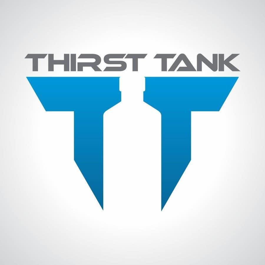 entry 199 by ganjohn1 for design a logo for steel water bottle
