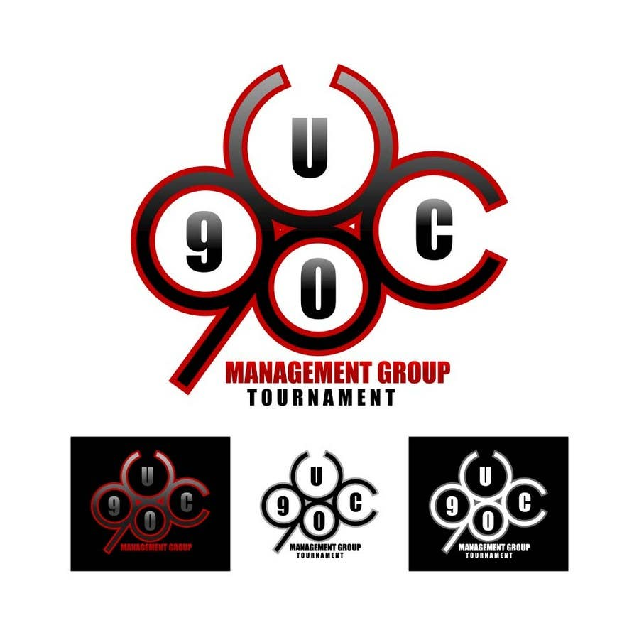 Konkurrenceindlæg #                                        49                                      for                                         Logo Design for U90C Management Group