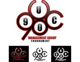 #49 para Logo Design for U90C Management Group de tikirilx