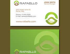 "#8 para Design Business Cards and Letterhead for Company ""Rafaello"" por PandoraWebS"